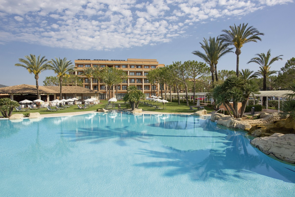 Hotel Hipotels Hipocampo Palace, Spanien, Mallorca, Cala Millor, Bild 1