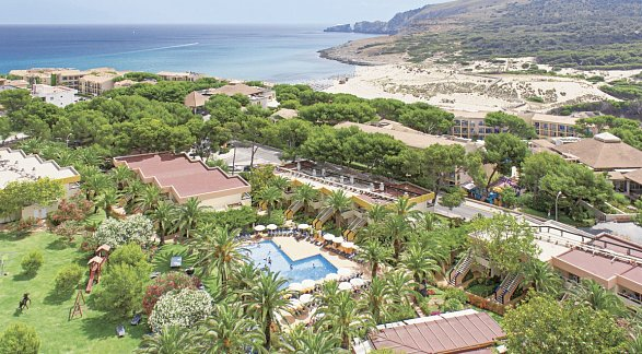Hotel Zafiro Park Cala Mesquida, Spanien, Mallorca, Cala Mesquida, Bild 1