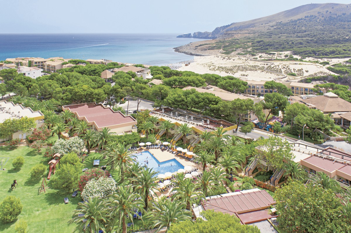 Hotel Zafiro Park Cala Mesquida, Spanien, Mallorca, Cala Mesquida