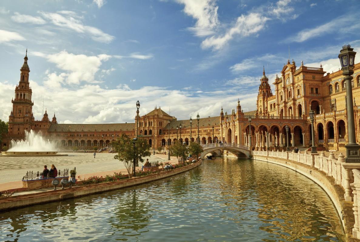 Andalusien Rundreise: Die Höhepunkte Südspaniens, Spanien, Sevilla, Bild 1