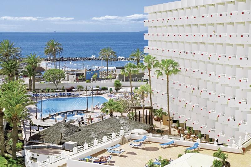 Hotel Troya, Spanien, Teneriffa, Playa de Las Américas