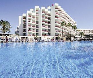 Hotel Troya, Spanien, Teneriffa, Playa de Las Américas, Bild 1