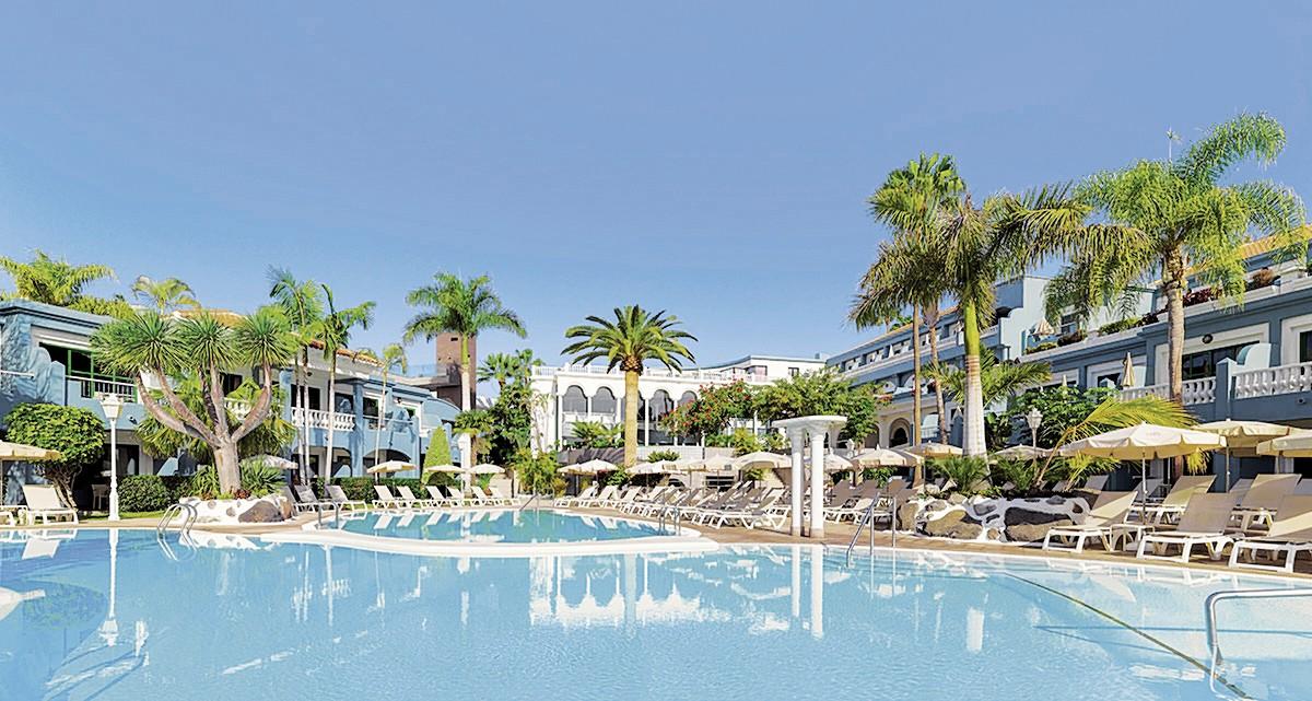 Adrian Hoteles Colón Guanahani, Spanien, Teneriffa, Playa de Fañabé