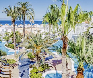 Hotel Lagos de Fanabe, Spanien, Teneriffa, Playa de Fañabé, Bild 1