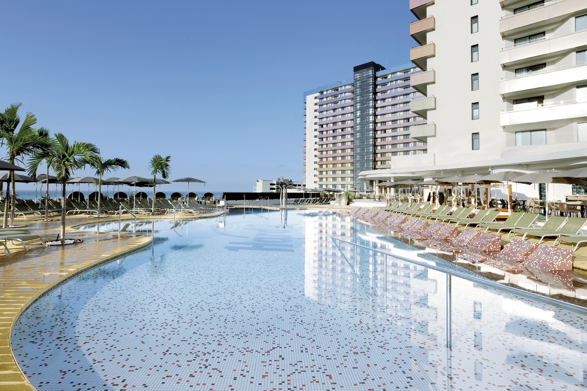 Hard Rock Hotel Tenerife, Spanien, Teneriffa, Playa Paraíso