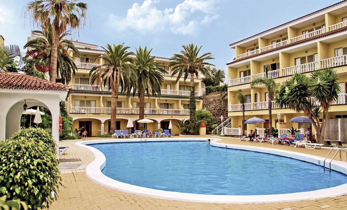 Hotel San Borondon, Spanien, Teneriffa, Puerto de la Cruz, Bild 1