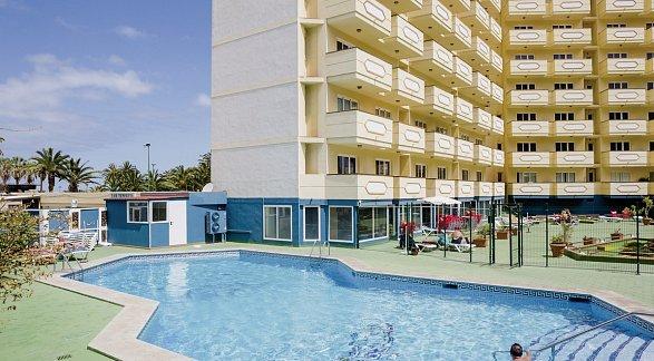 Hotel Teneguia Apartamentos, Spanien, Teneriffa, Puerto de la Cruz, Bild 1