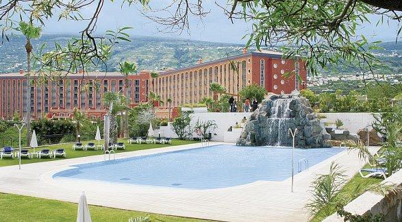 Hotel Las Aguilas, Spanien, Teneriffa, Puerto de la Cruz, Bild 1