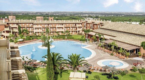 Hotel ILUNION Tartessus, Spanien, Costa de la Luz, Novo Sancti Petri, Bild 1