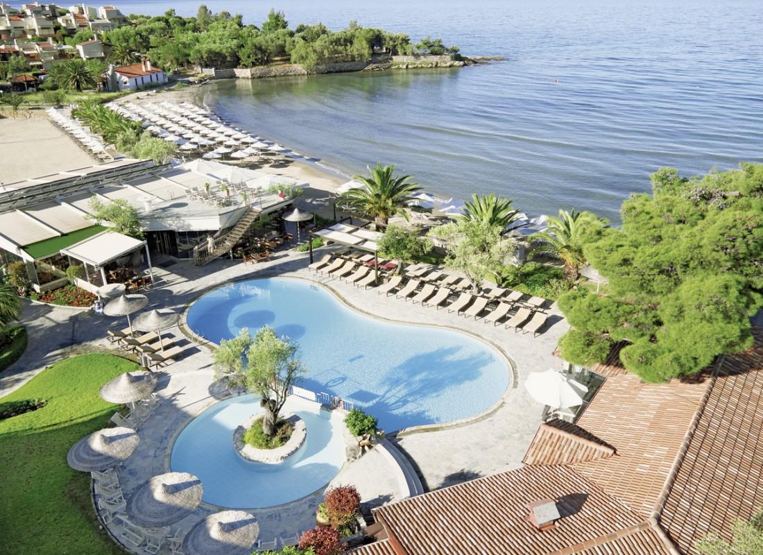Anthemus Sea Beach Hotel & Spa, Griechenland, Chalkidiki, Elia, Bild 1