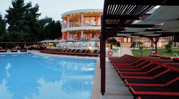 Hotel Alia Palace, Griechenland, Chalkidiki, Pefkochori, Bild 1