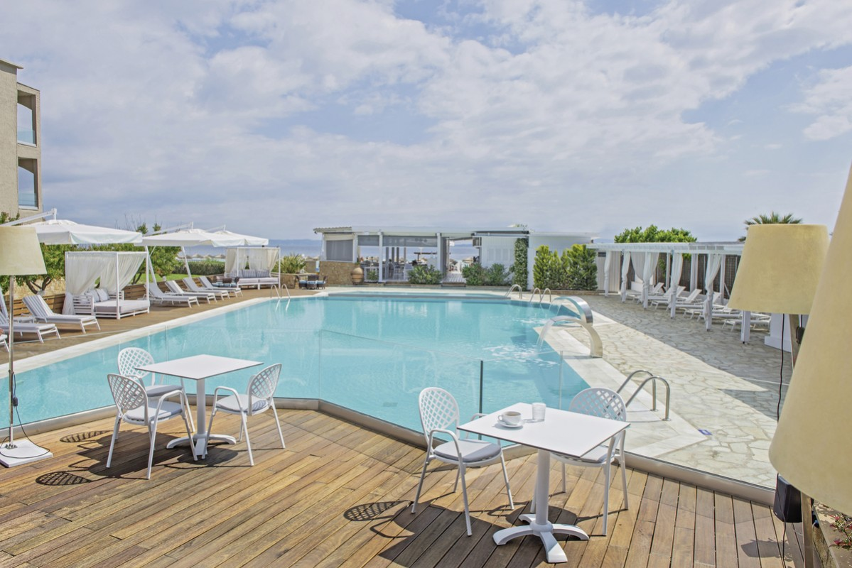 Hotel Antigoni Beach, Griechenland, Chalkidiki, Ormos Panaghias, Bild 1