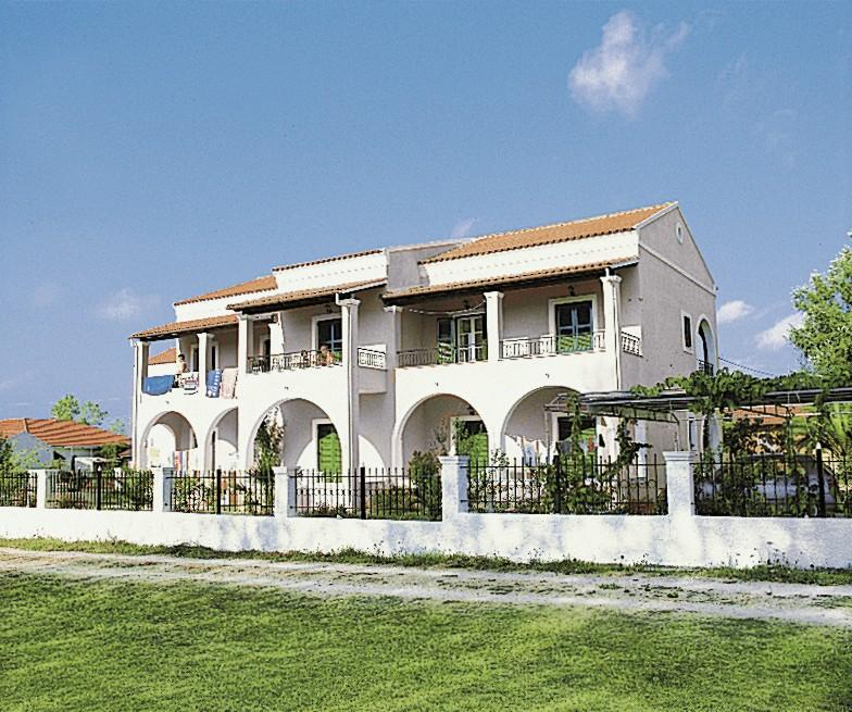 Hotel Appartements Villa Silvia, Griechenland, Korfu, Acharavi, Bild 1