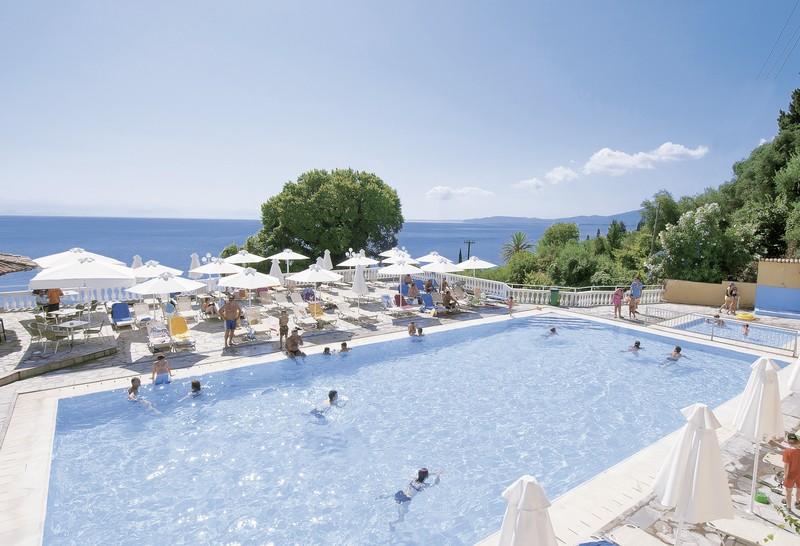 Hotel PrimaSol Ionian Sun, Griechenland, Korfu, Agios Ioannis Peristeron