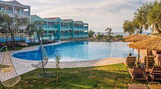 Hotel Robolla Beach, Griechenland, Korfu, Roda