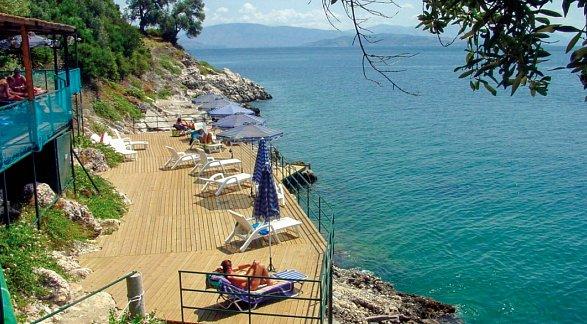 Nautilus Hotel, Griechenland, Korfu, Barbati, Bild 1
