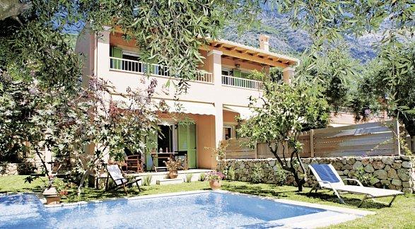 Hotel La Riviera Barbati, Griechenland, Korfu, Barbati, Bild 1