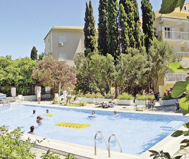 Ipsos Beach Hotel, Griechenland, Korfu, Ipsos, Bild 1