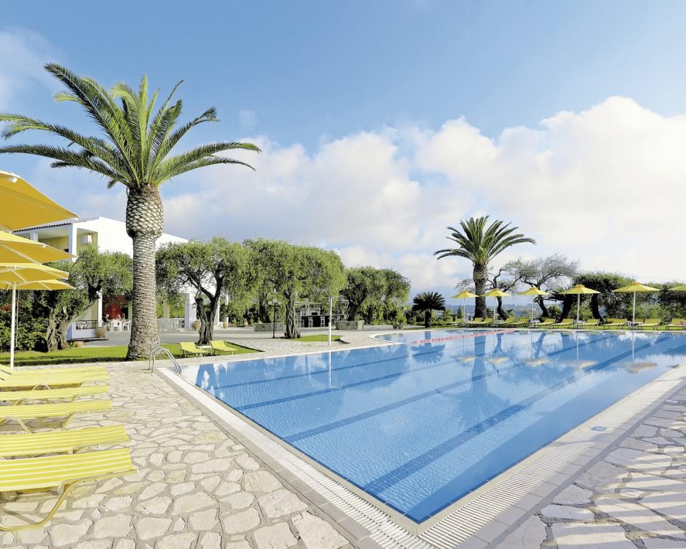 Hotel Paradise Corfu, Griechenland, Korfu, Gouvia, Bild 1