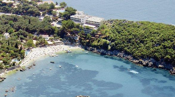 Akrotiri Beach Hotel, Griechenland, Korfu, Paleokastritsa, Bild 1