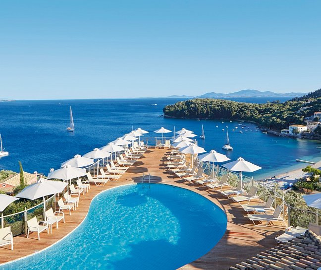Hotel San Antonio Corfu Resort, Griechenland, Korfu, Kalami, Bild 1
