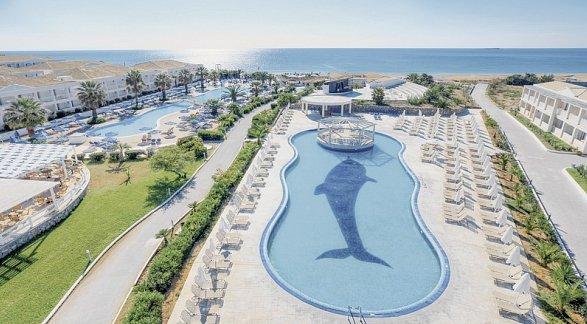 Hotel LABRANDA Sandy Beach Resort, Griechenland, Korfu, Agios Georgios, Bild 1