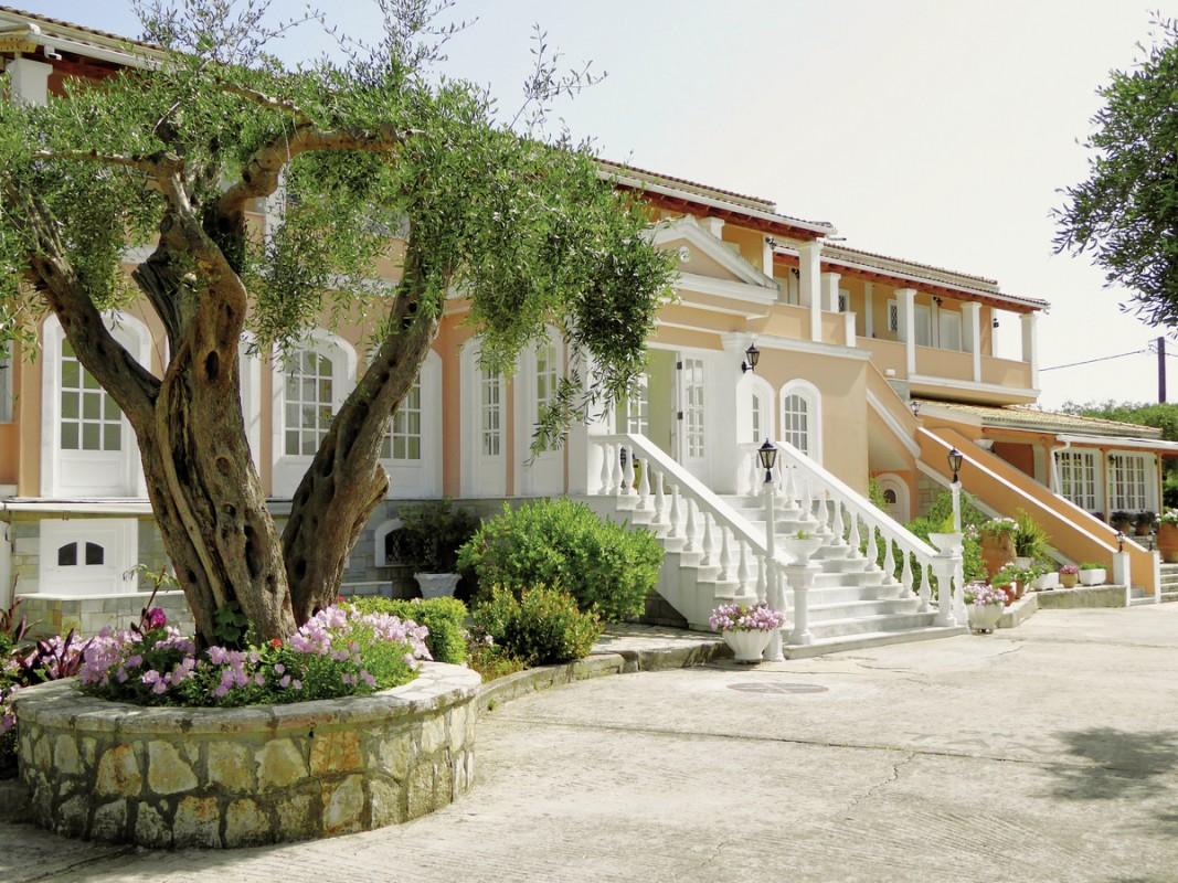 Hotel Nefeli, Griechenland, Korfu, Kommeno