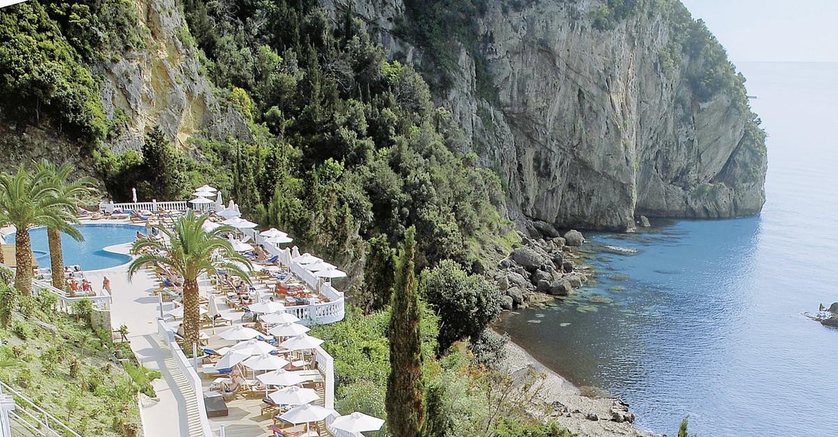Hotel Mayor La Grotta Verde Grand Resort, Griechenland, Korfu, Agios Gordios, Bild 1