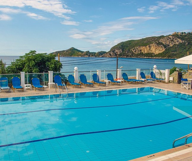 Hotel Belle Helene, Griechenland, Korfu, Agios Georgios Pagon, Bild 1