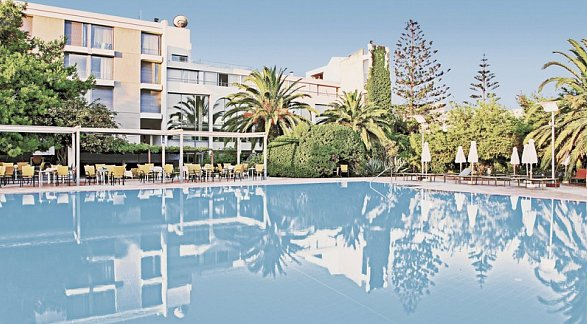 Hotel Caravia Beach, Griechenland, Kos, Marmari, Bild 1