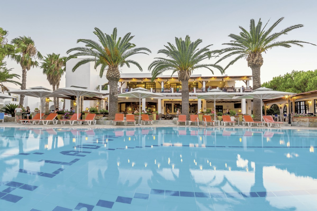 Hotel Palladium, Griechenland, Kos, Marmari