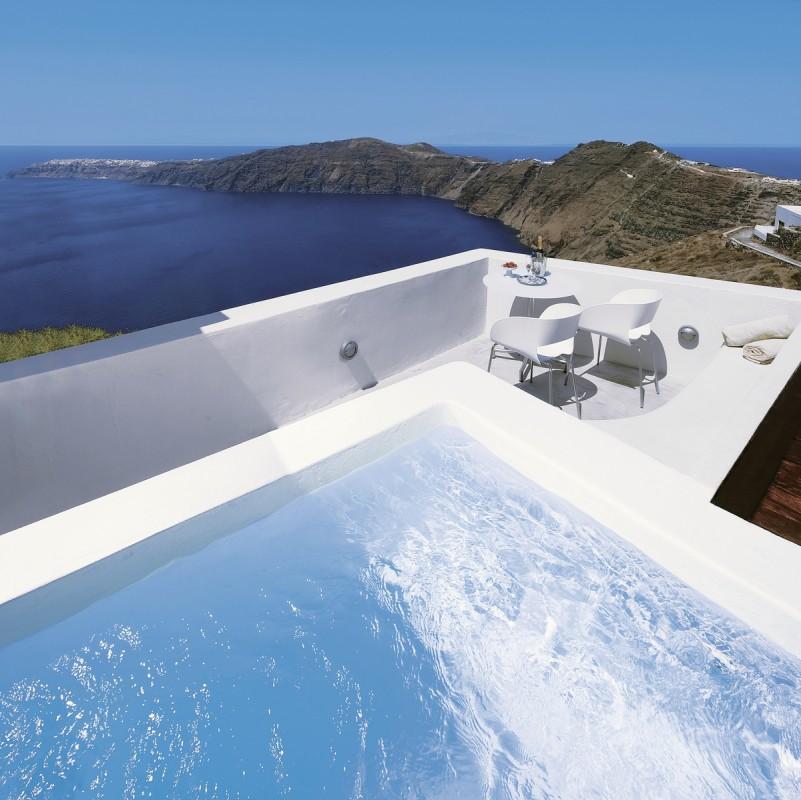 Hotel Avaton Resort & Spa, Griechenland, Santorini, Imerovigli