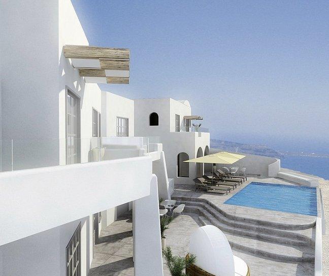 Hotel Avaton Resort & Spa, Griechenland, Santorini, Imerovigli, Bild 1