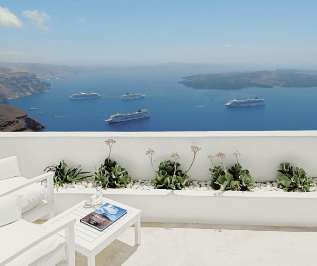 Hotel Gorgona Villas, Griechenland, Santorini, Imerovigli, Bild 1