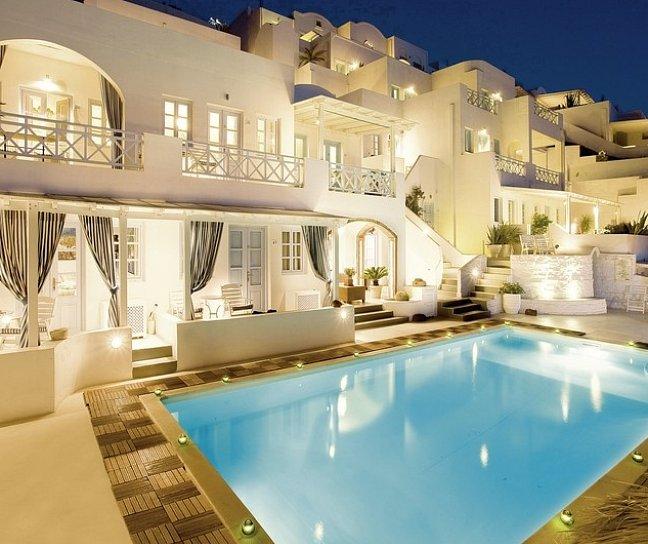 Hotel Andromeda Villas, Griechenland, Santorin, Imerovigli, Bild 1