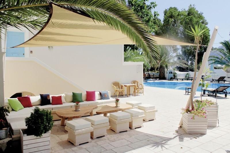 Hotel Strogili, Griechenland, Santorini, Kamari
