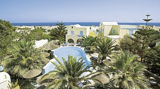 Hotel Zephyros, Griechenland, Santorini, Kamari