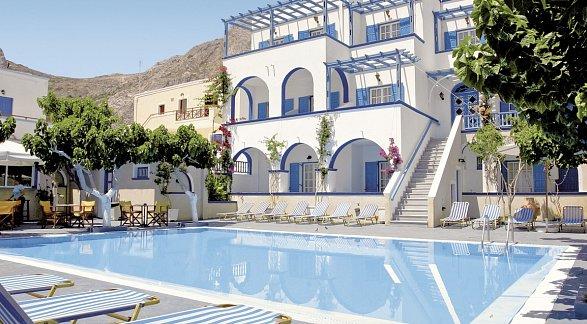 Hotel Artemis, Griechenland, Santorin, Kamari, Bild 1