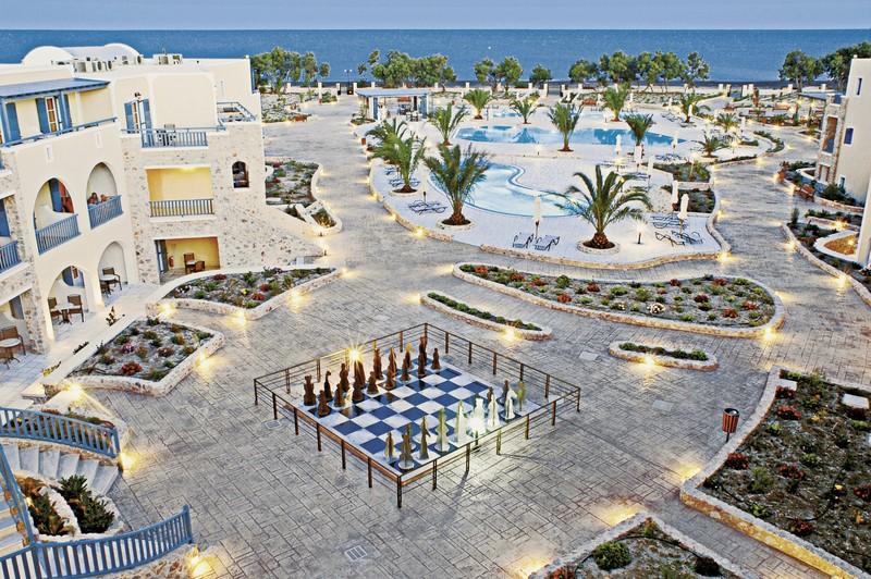 Hotel Santo Miramare, Griechenland, Santorini, Perissa
