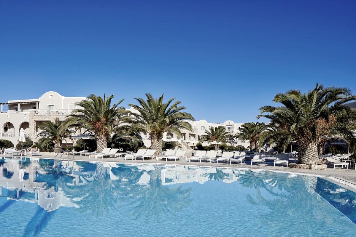 Hotel Santo Miramare Resort, Griechenland, Santorini, Perissa