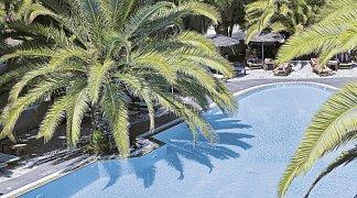 Hotel Meltemi Village, Griechenland, Santorini, Perissa