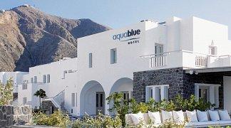 Hotel Aqua Blue, Griechenland, Santorini, Perivolos