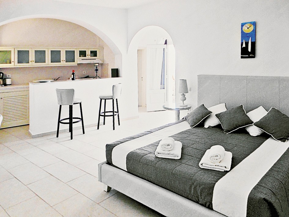 Hotel Agali Houses, Griechenland, Santorini, Firostefani
