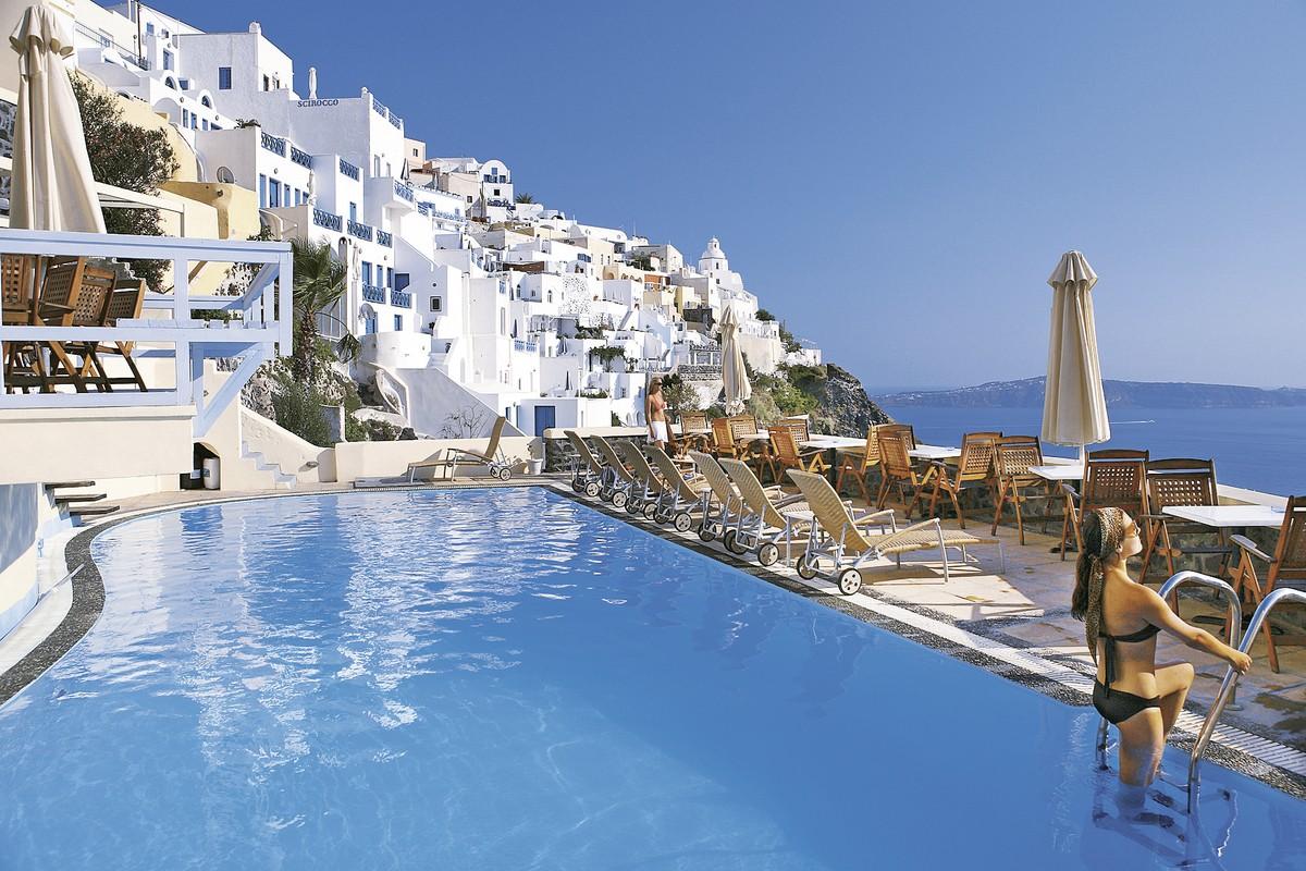 Hotel Panorama Studios, Griechenland, Santorini, Fira
