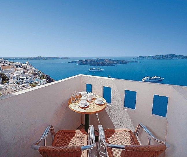 Panorama Boutique Hotel, Griechenland, Santorini, Fira, Bild 1