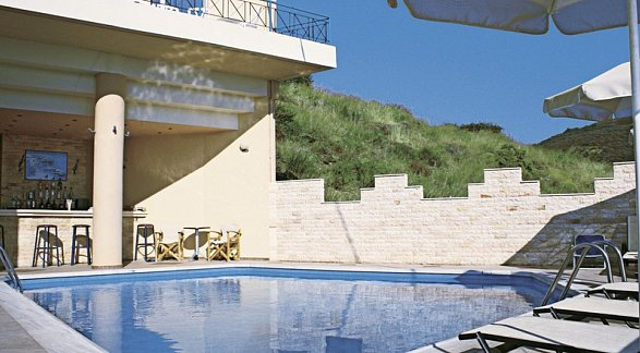 Hotel Aparthotel Athina, Griechenland, Kreta, Bali, Bild 1