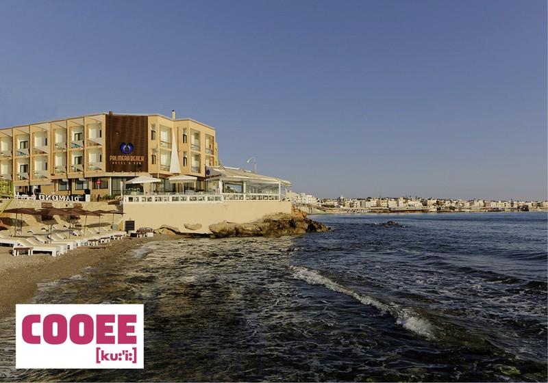 Hotel COOEE Palmera Beach, Griechenland, Kreta, Chersonissos, Bild 1