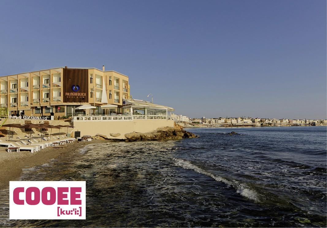 Hotel COOEE Palmera Beach, Griechenland, Kreta, Chersonissos