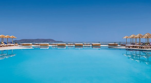 Hotel Mitsis Rinela Beach Resort & Spa, Griechenland, Kreta, Kokkini Hani, Bild 1