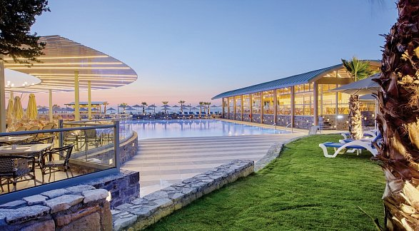 Hotel Arina Beach Resort & Bungalows, Griechenland, Kreta, Kokkini Chani, Bild 1